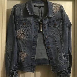 Max Jeans Jean Jacket
